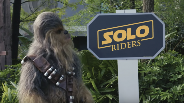 Celebrate Solo: A Star Wars Story With Chewbacca Merchandise at Disney Parks 1