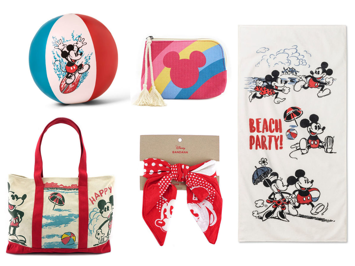 See the New Mickey Line from Target! 2