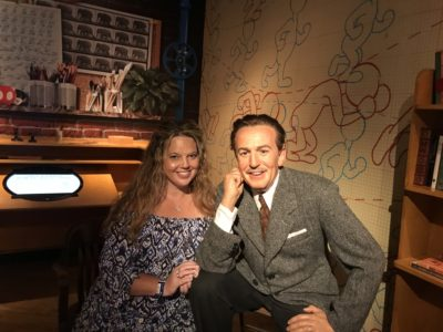 See Walt Disney at Madame Tussaud's Orlando! 1