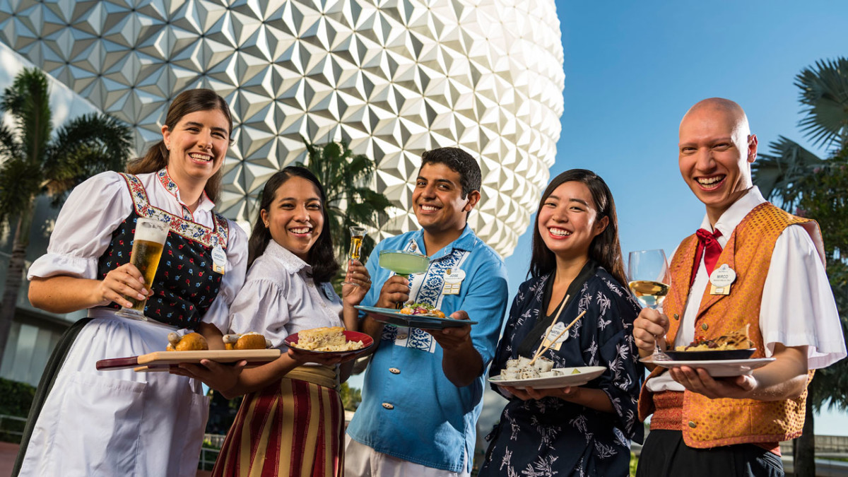 Dining Packages, Special Events and Seminars On Sale June 14 For The 2018 Epcot International Food & Wine Festival 9