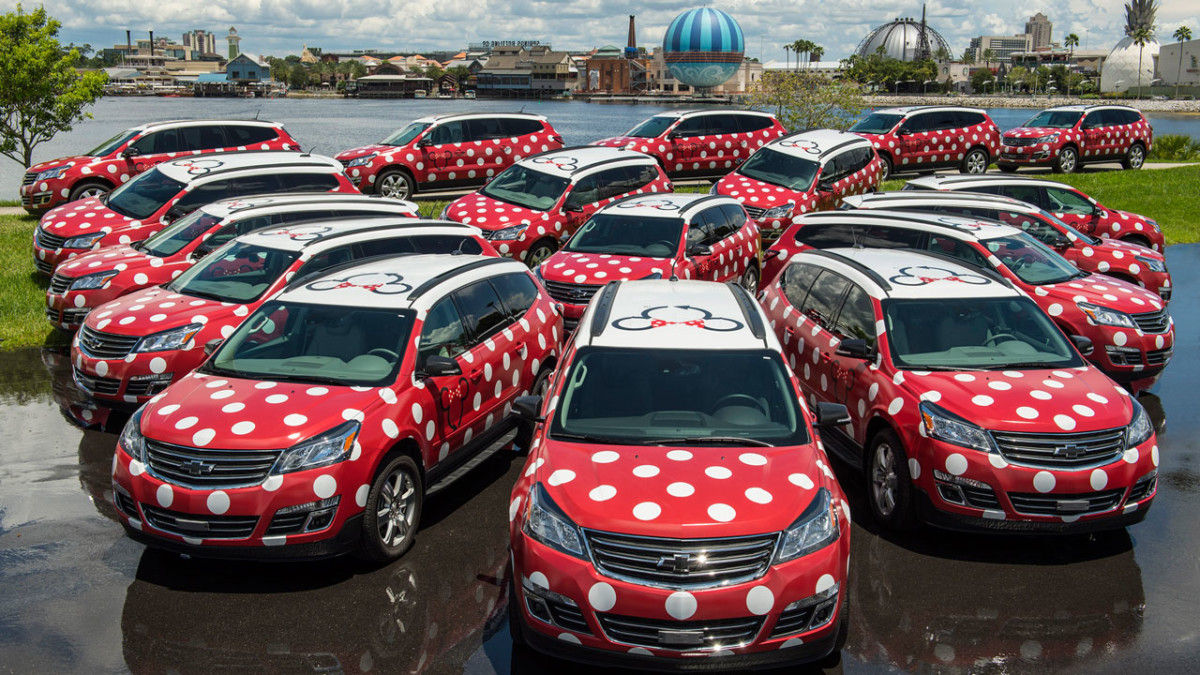 Minnie Van Service Now Open to all Visiting Walt Disney World Resort 1