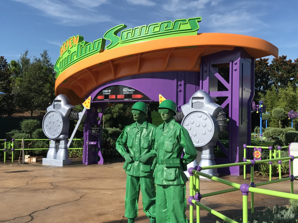 'Disney Springs Hotels' Are Great for Experiencing Toy Story Land -- with EMH, 60-Day FastPass+ Benefits 37