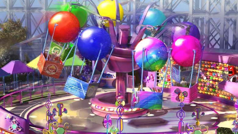 Inside Out Emotional Whirlwind to Open in 2019 along Pixar Pier at Disney California Adventure Park 1