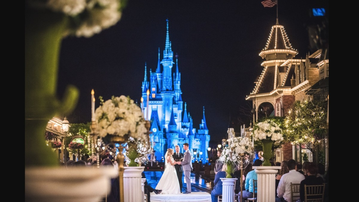 Save the Date! Disney's Fairy Tale Weddings TV Show Series Premiere is June 11 on Freeform 2