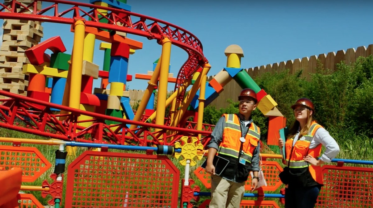 All in the Details: Imagineers Put the Finishing Touches on Toy Story Land 1