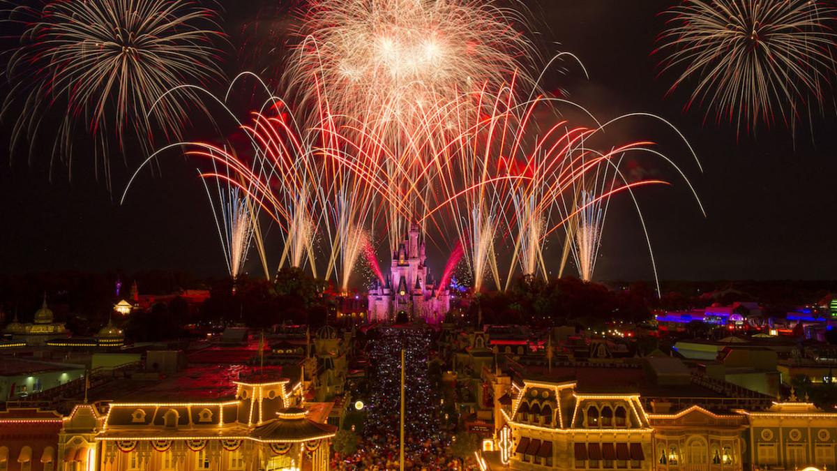Make Plans to Celebrate the Fourth of July at Walt Disney World Resort 1
