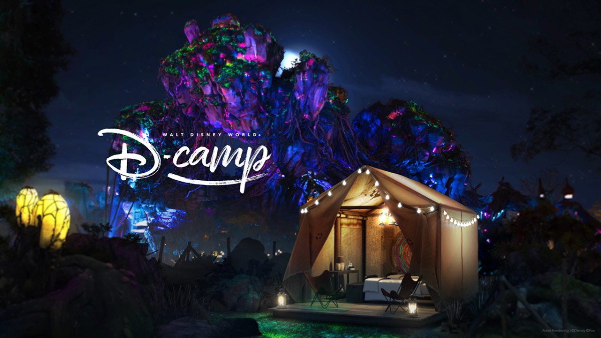 Walt Disney World Just Dropped the Ultimate Glamping Experience – Here's How You Could Win! 1