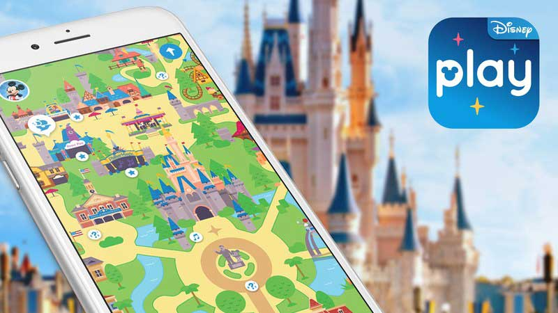 A Short Video About The Play Disney Parks App 1