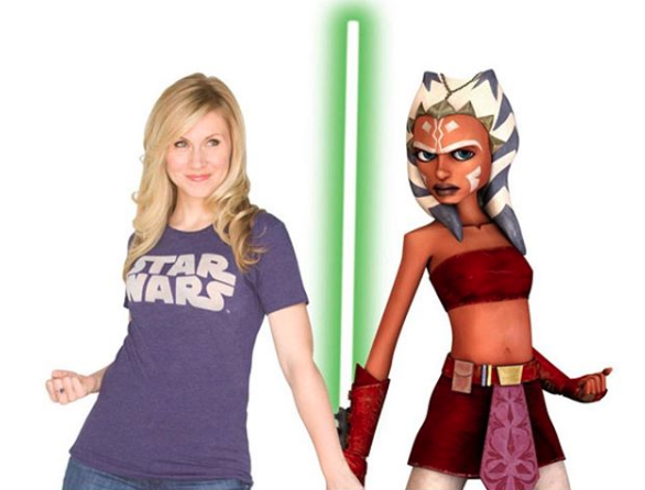 A Conversation on Main Street: With Ashley Eckstein @HerUniverse 2