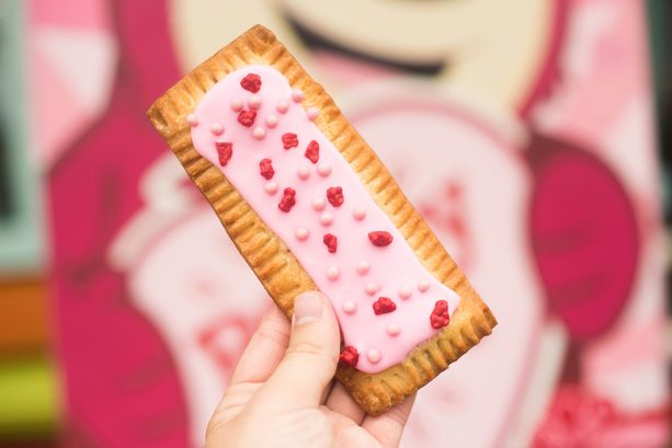 Raspberry Lunch Box Tart at Woody's Lunch Box at Toy Story Land at Disney's Hollywood Studios