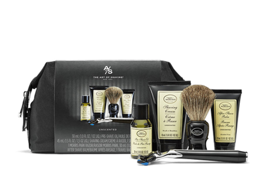 Father's Day Gifts at Disney Springs - The Art of Shaving gift set