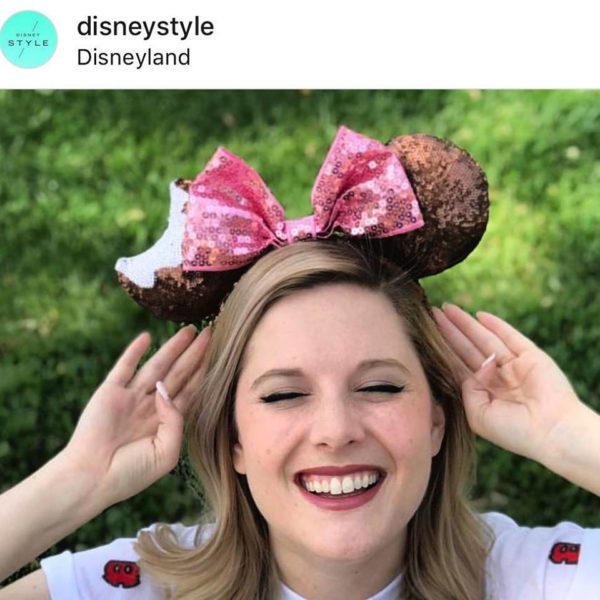 The Fan Favorite Mickey Ice Cream Treat is Now the Latest Must Have Ears! #DisneyStyle 9