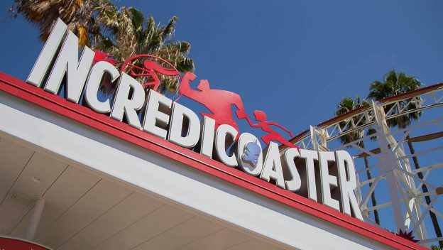 Up, Down and Around the Incredicoaster with an Imagineer at Pixar Pier in Disney California Adventure Park 1