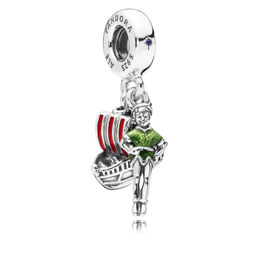 Celebrate 'Peter Pan' With New Disney Parks Collection by PANDORA Charms Available June 4 4