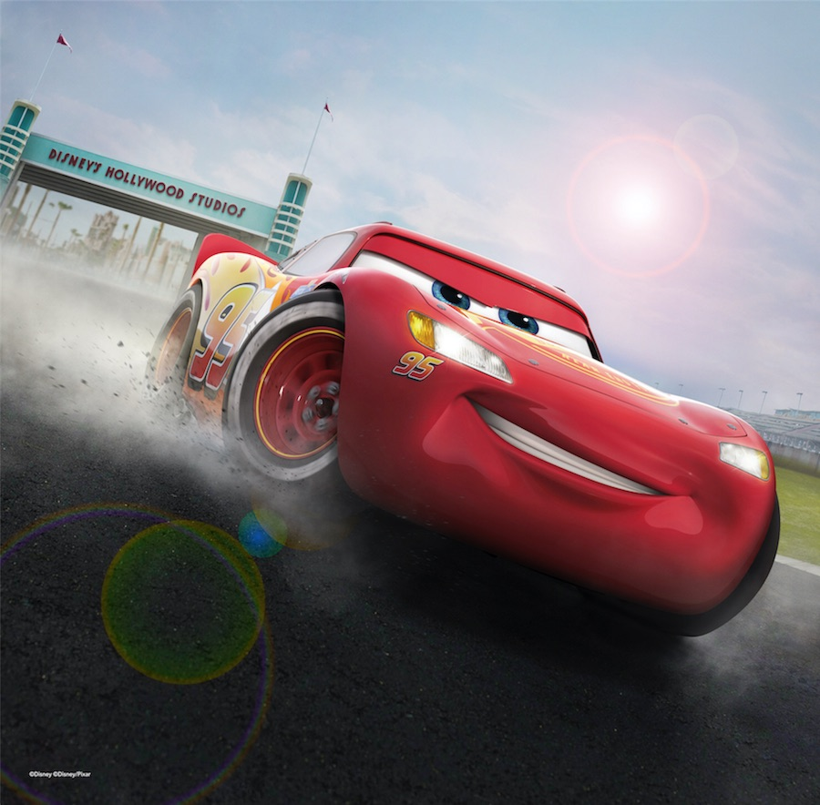 Lightning McQueen's Racing Academy Coming to Dinsey's Hollywood Studios
