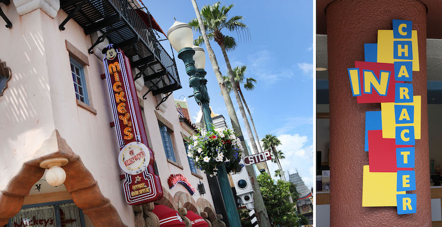 Mickey's of Hollywood and In Character Shops at Disney's Hollywood Studios