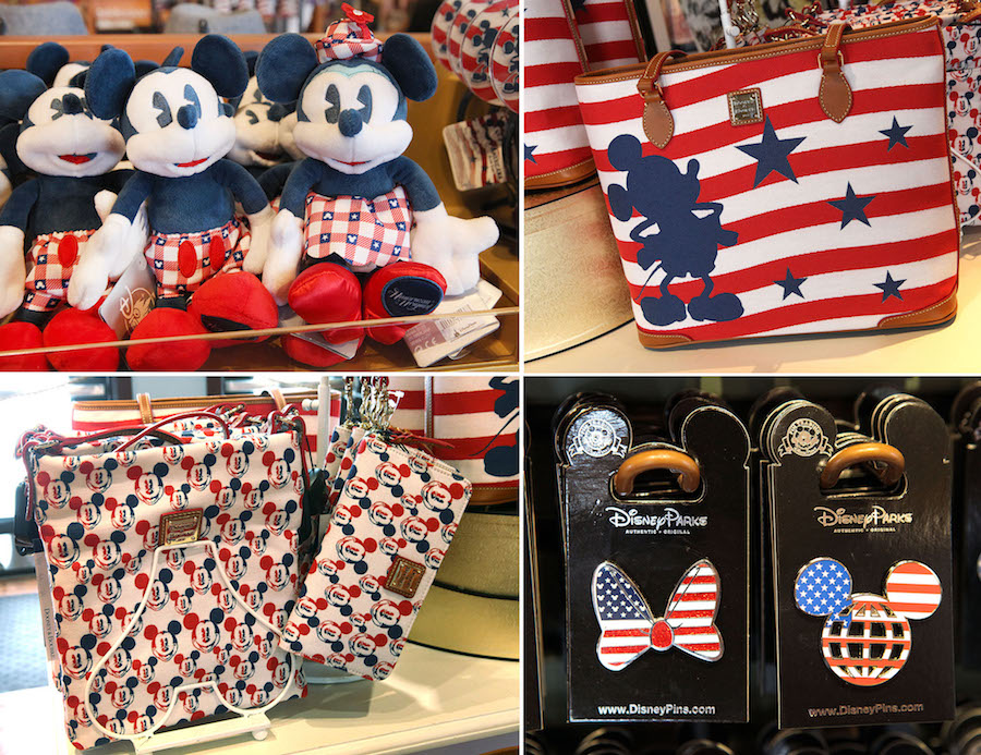 Star-Spangled Americana Collection Now Available for Summer Fun at Disney Parks 7