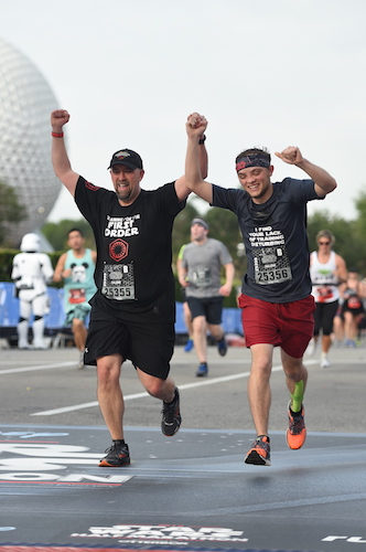 Happy Father's Day: Father-Son Celebrated Special Bond Through runDisney Races 5