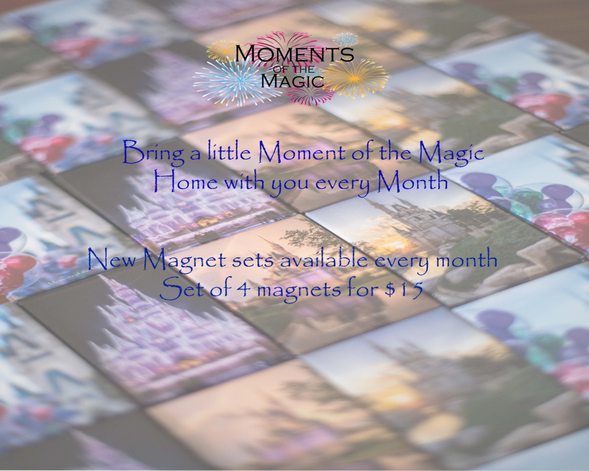 Moments of the Magic