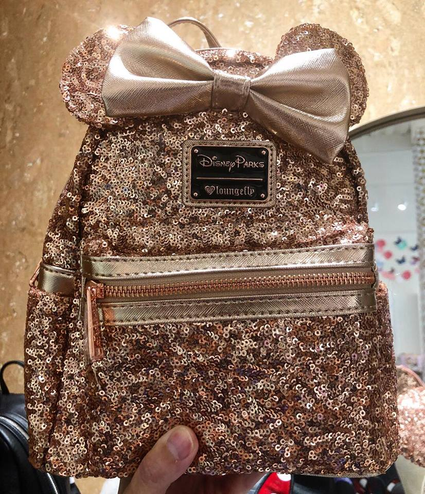 TMSM's Merchandise Monday! Rose Gold Frenzy Continues and More! #DisneyStyle 2