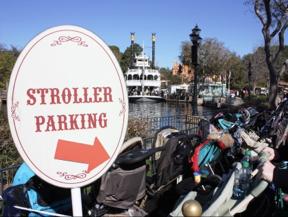 Sea of Strollers 1