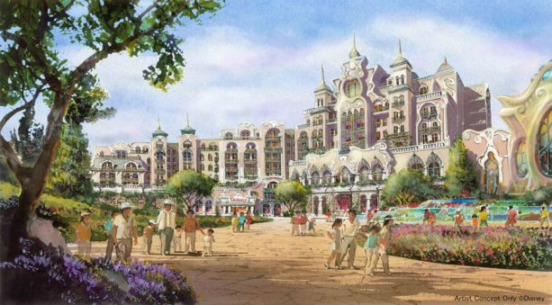 Largest Ever Tokyo DisneySea Expansion Brings a New Themed Port in 2022 5