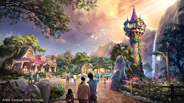 Largest Ever Tokyo DisneySea Expansion Brings a New Themed Port in 2022 1