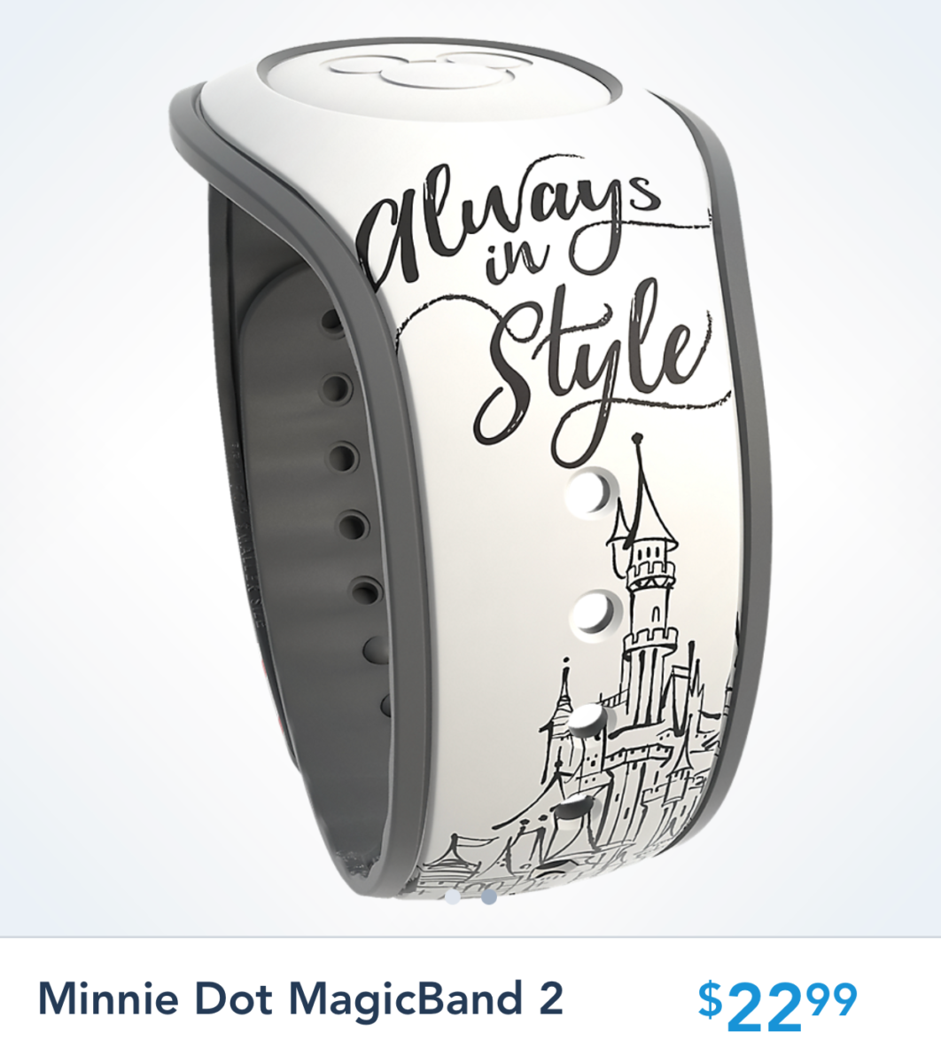 Fashionably Fun MagicBands Courtesy of ShopDisney! #DisneyStyle 3