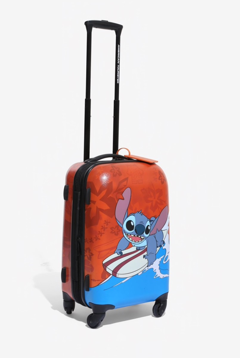 Disney Luggage for Your Summer Vacation 2