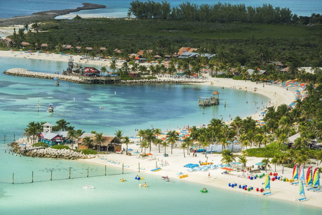 Cruise Critic Names Castaway Cay the Best Cruise Line Private Island for the Third Year in a Row 3