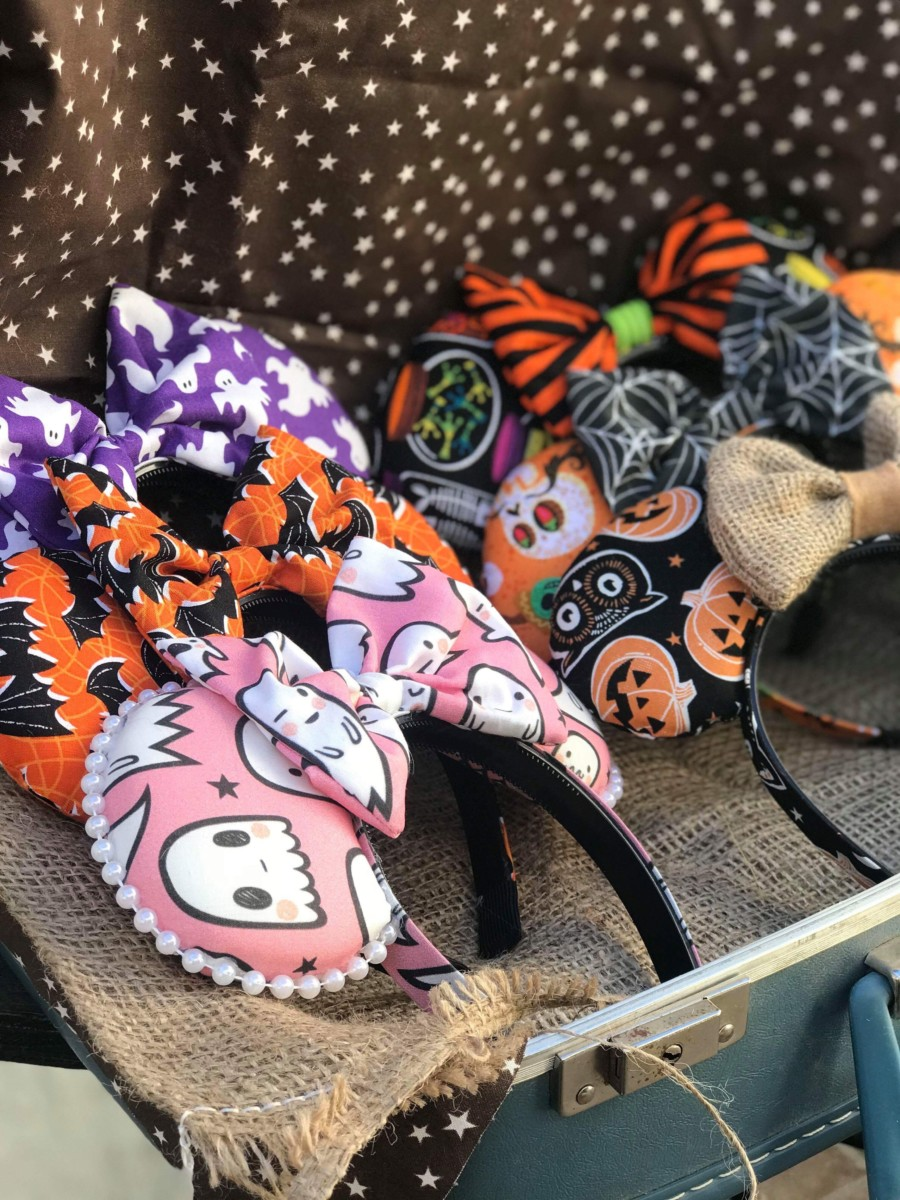 New Halloween Ears from Modern Mouse Boutique! #DisneyStyle 17