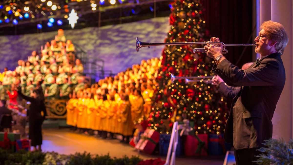 Candlelight Processional Dining Packages on Sale July 11; 2018 Event Starts November 22 4