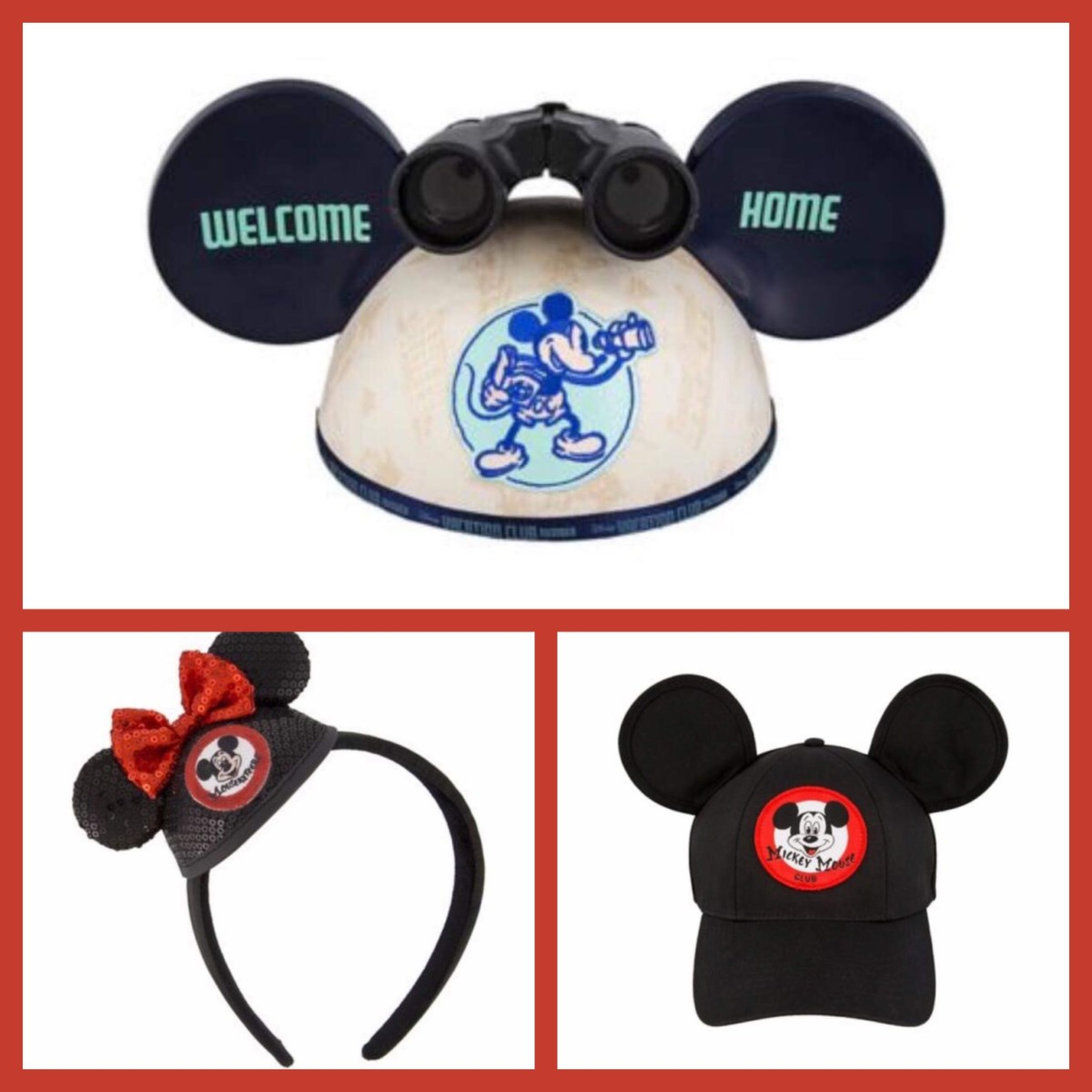 New Halloween and Christmas Ears Coming Soon! #DisneyStyle 2