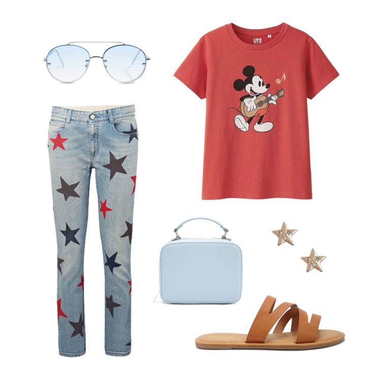 Fourth of July Style with a Disney Twist! #DisneyStyle 3