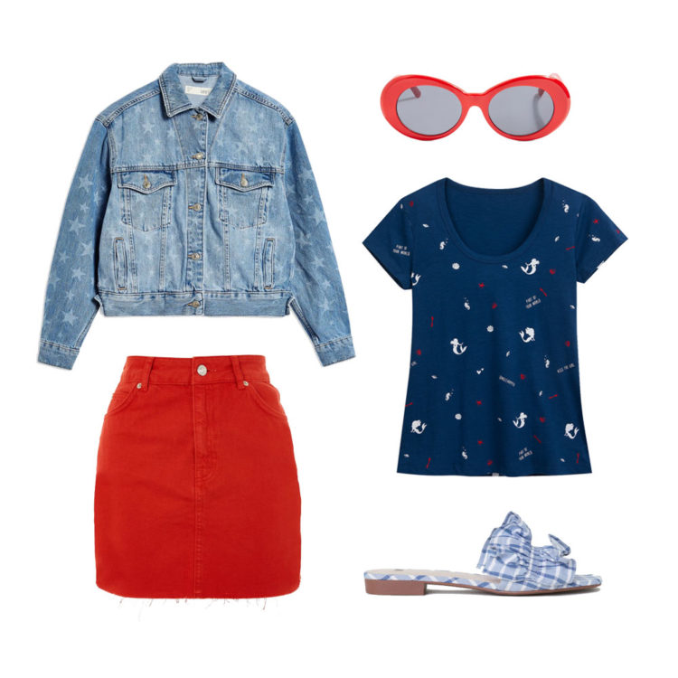Fourth of July Style with a Disney Twist! #DisneyStyle 4