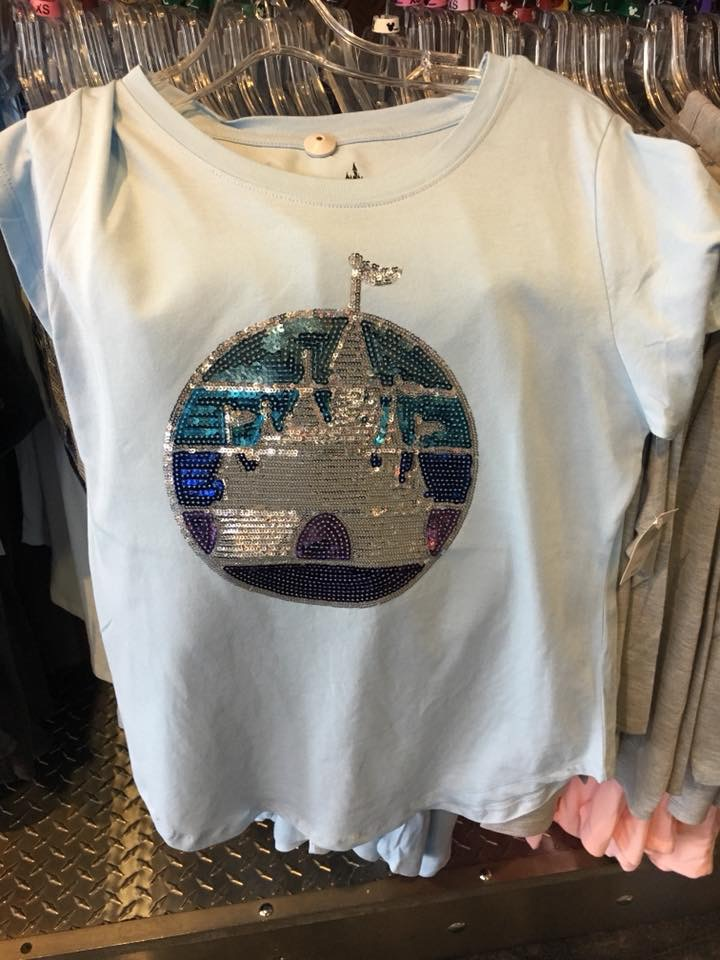 Shirts With Sparkle at Disney Parks! #DisneyStyle 5