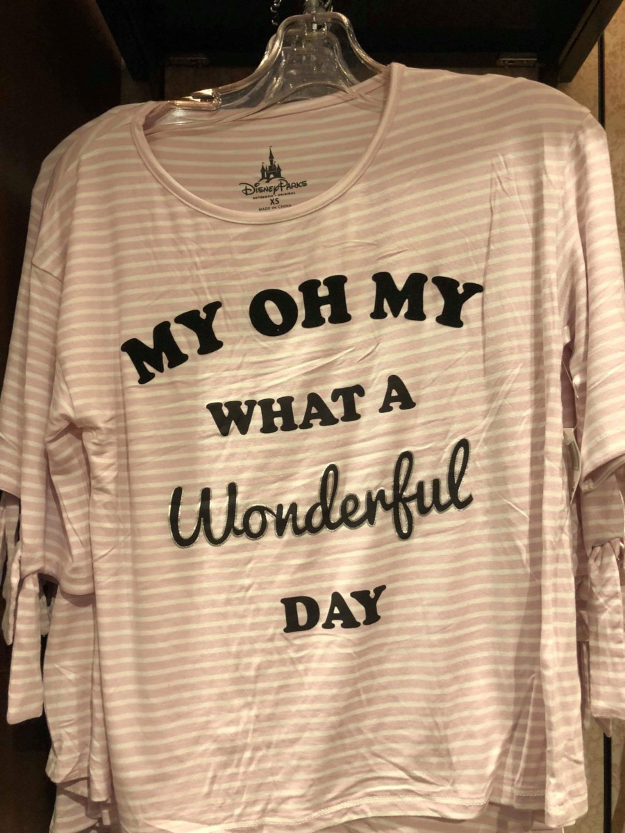 Merchandise Monday ~ Cute Shirts and More! #DisneyStyle 5