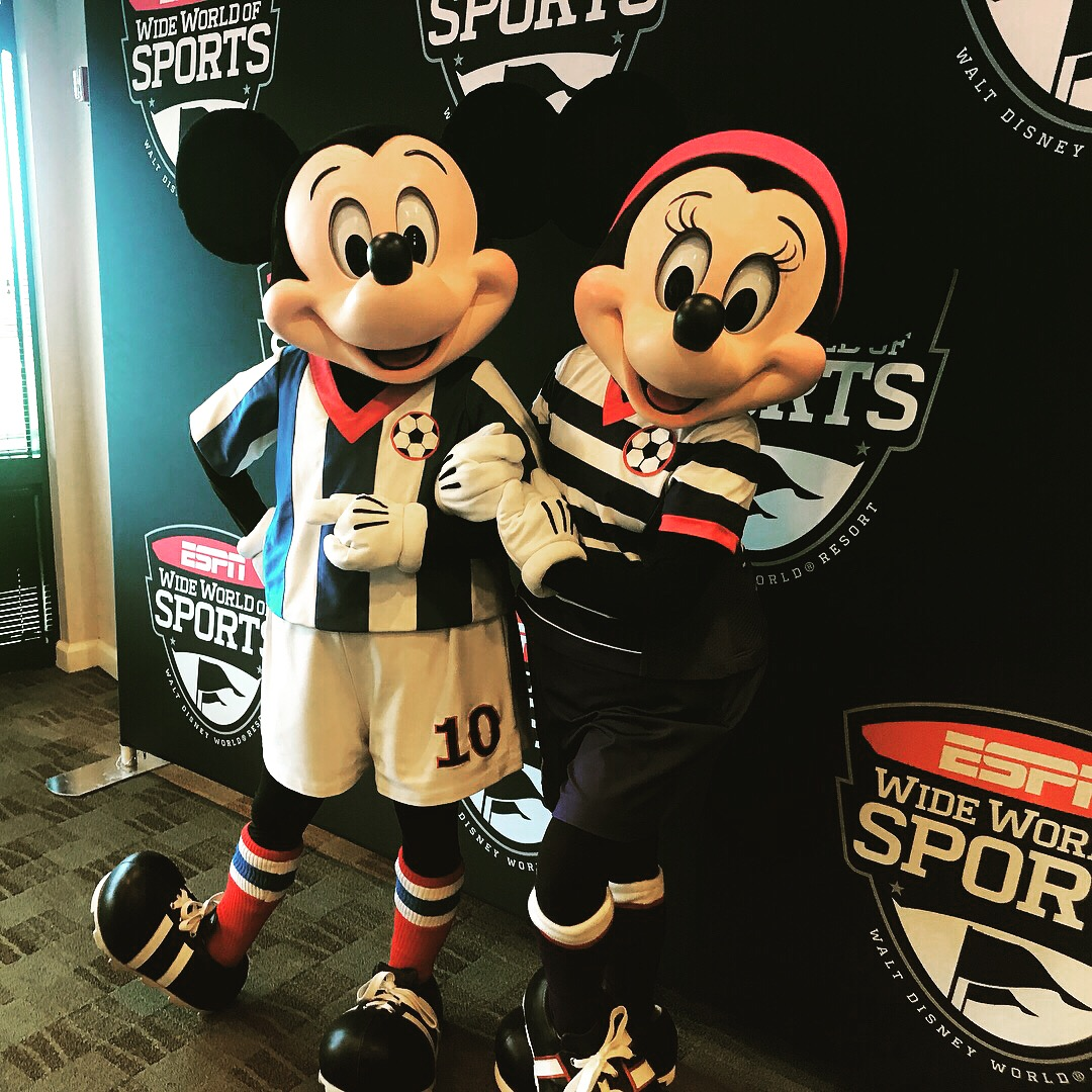 What's Happening at ESPN Wide World of Sports? #ESPNatDisney 2