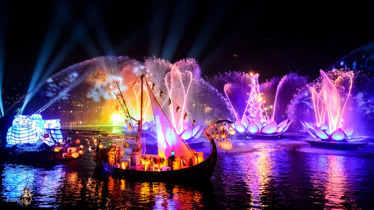 'Rivers of Light' Dessert Party coming to Disney's Animal Kingdom This Summer 2