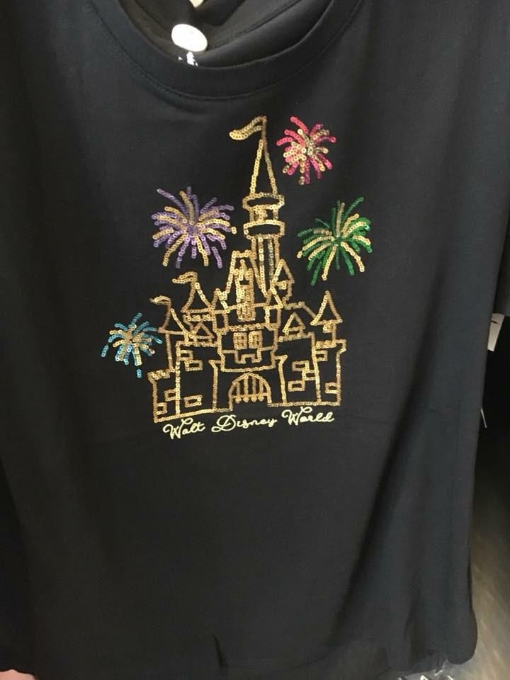 Shirts With Sparkle at Disney Parks! #DisneyStyle 4