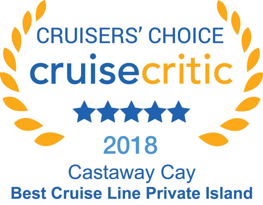 Cruise Critic Names Castaway Cay the Best Cruise Line Private Island for the Third Year in a Row 2