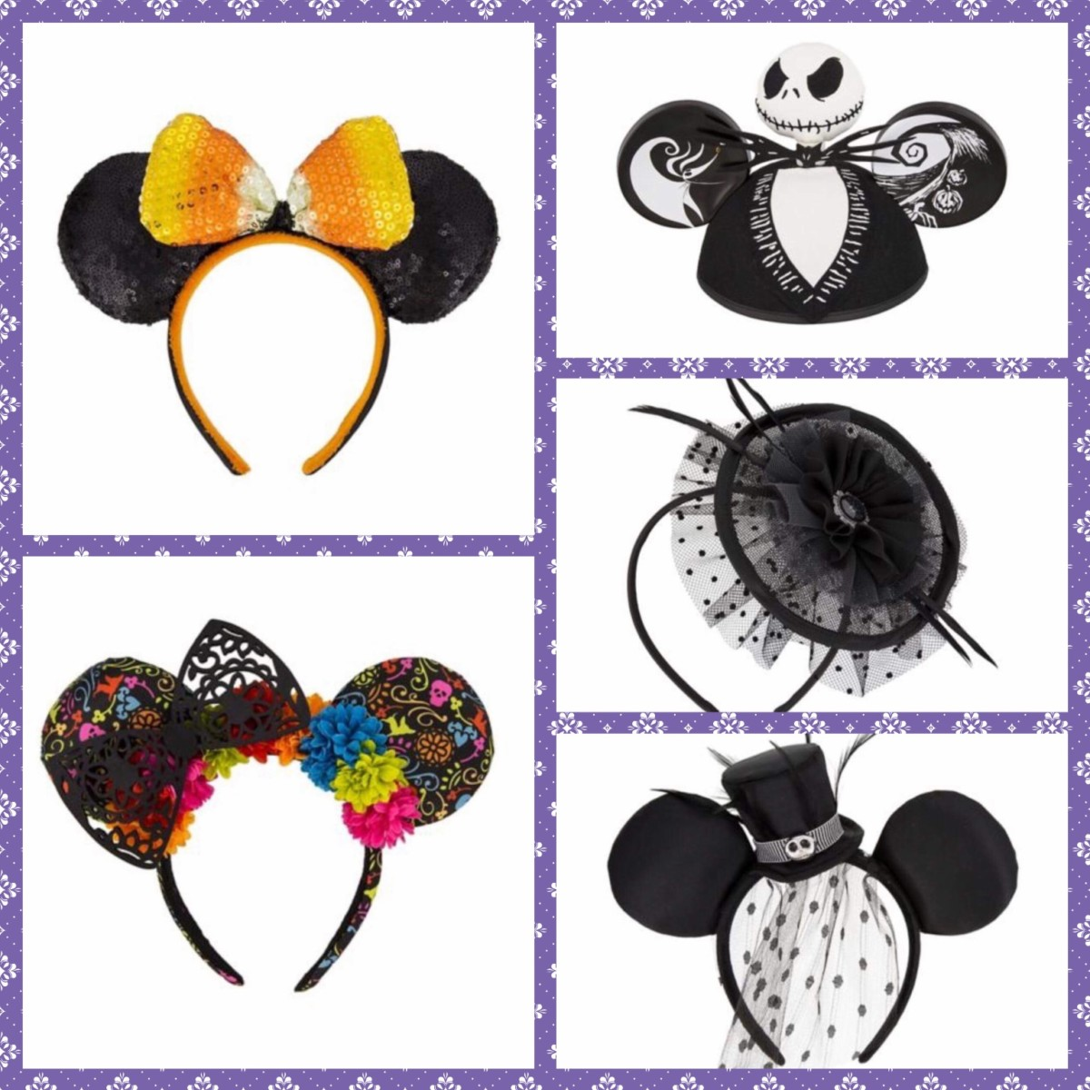 New Halloween and Christmas Ears Coming Soon! #DisneyStyle 3