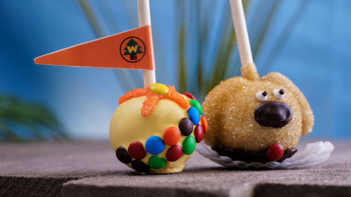 VIDEO: See How the Disneyland Resort Candy Makers Create These Pixar-Inspired Treats 7