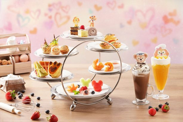 Cookie's Afternoon Tea Set, Cookie's Mango Lagoon and Cookie's Choco Cup, now available.