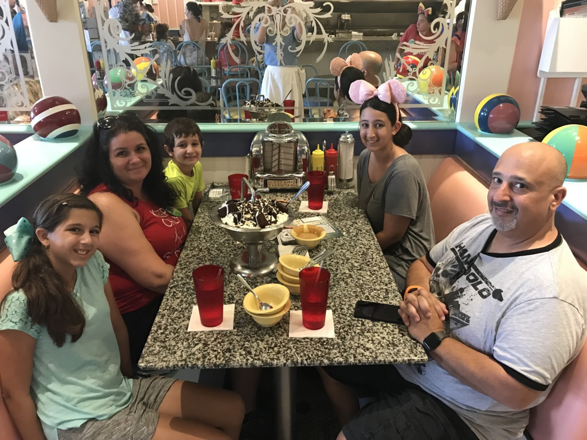 Tackling the Kitchen Sink at Beaches and Cream 3