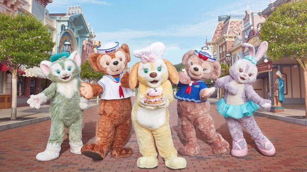 Duffy's Newest Friend, Cookie, Brings Sweet Fun to Hong Kong Disneyland 7