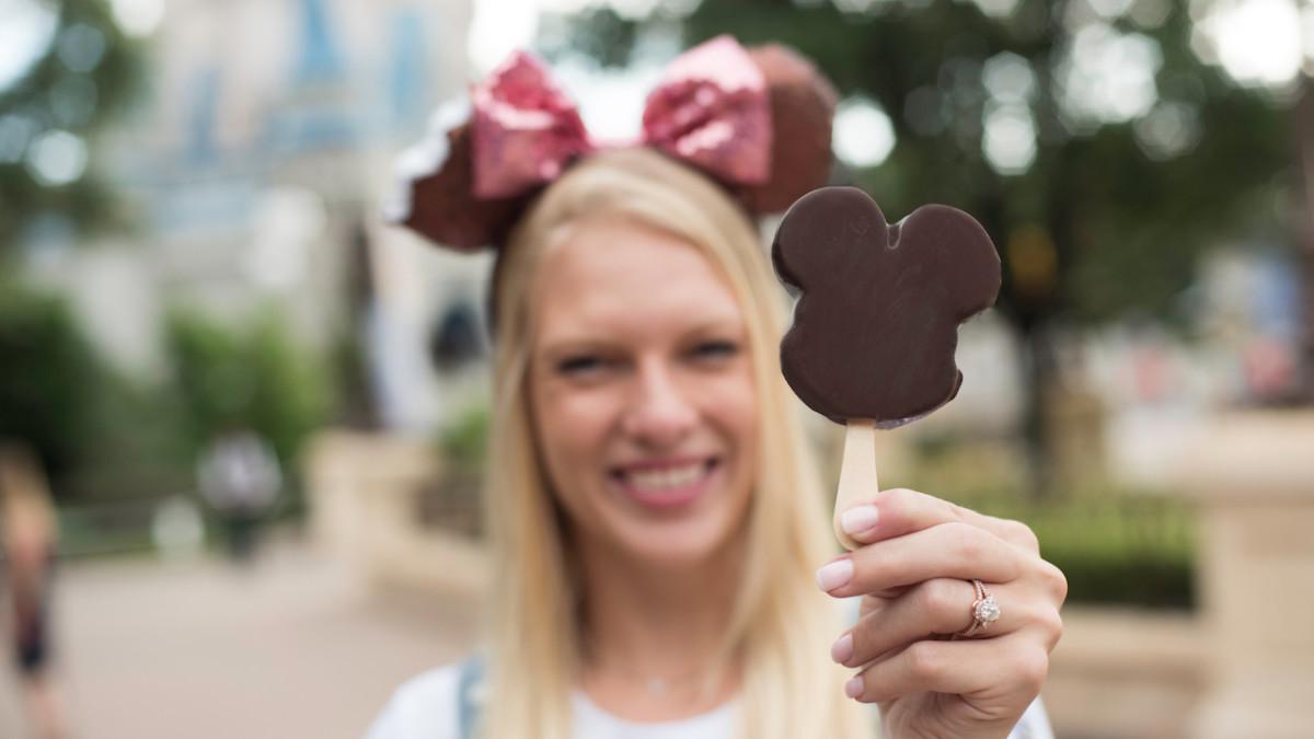 Mickey Bar and Mickey Bar Headband at Disney Parks