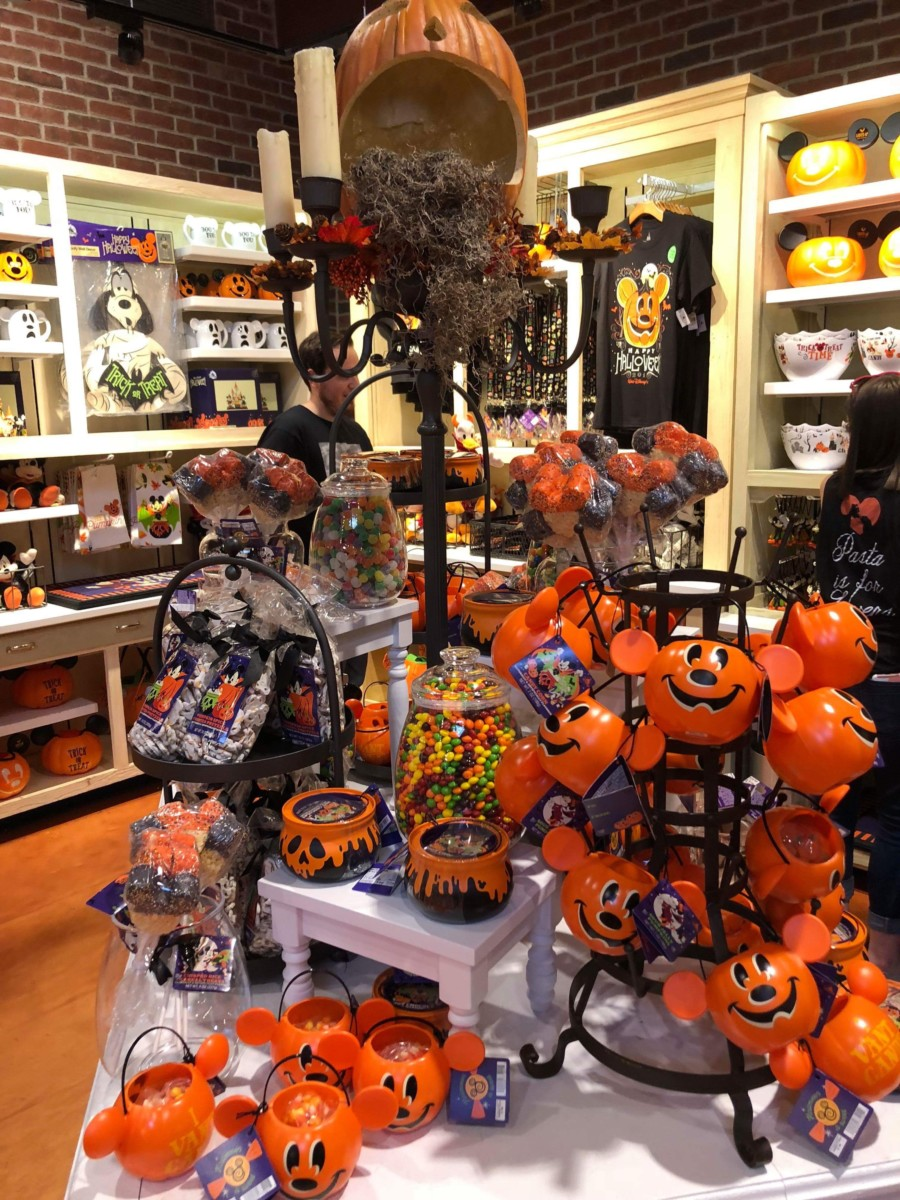 New Halloween Merchandise for the Home! #disneysprings 12