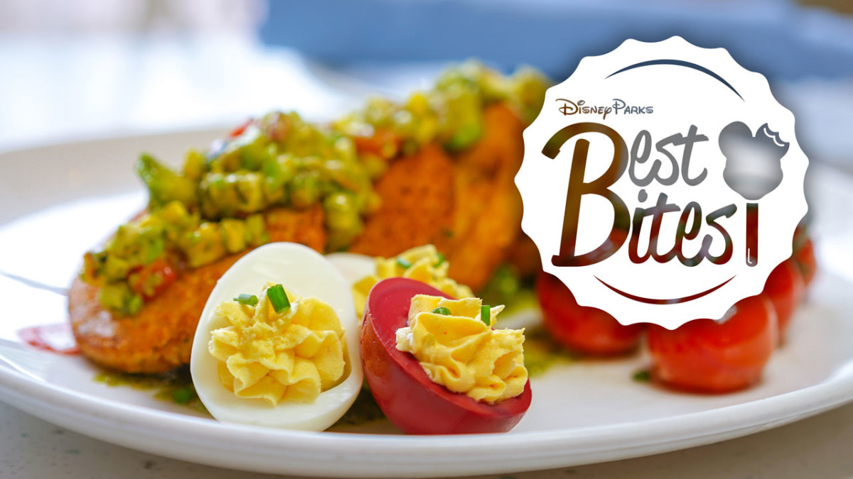 Disney Parks Best Bites: August 2018 3