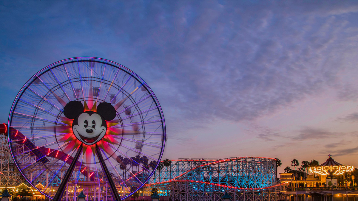 Disney Parks After Dark: Pixar Pal-A-Round at Disney California Adventure Park 1